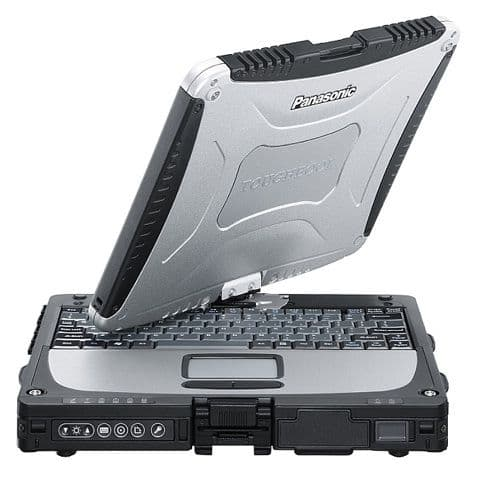 Panasonic Toughbook CF-19 Mk8 Win 10  i5 3rd Gen 2.7GHz 3610M 8GB 240GB  - Used