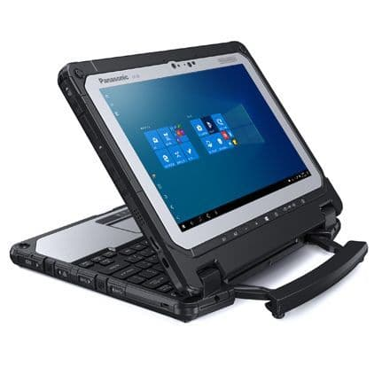 "Panasonic Toughbook CF-20 Mk2 Win 10 Detachable 10.1"" Touchscreen 8GB 256GB SSD 4G - New"