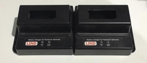 Panasonic Toughbook Lind 2 x Way Battery Charger PACH218-3435 CF-19 CF-VZSU48
