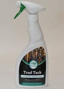 IV Horse Trad Tack Leather Saddle Soap 500ml