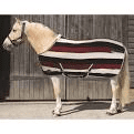 JHL Stripe Fleece Rug