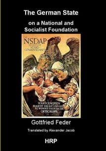 Feder: The German State on a National and Socialist Foundation