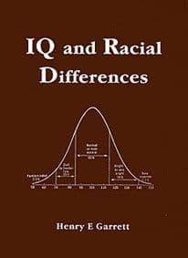 Garrett: IQ and Racial Differences