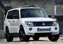 Mitsubishi Shogun / Pajero / Montero UK & Import Models