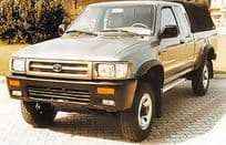 Toyota Hilux 2.4D Pick Up LN105 MK3 (08/1988-07/1997)