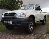 Toyota Hilux 2.5L Turbo Diesel Pick Up - D4D - KDN165 - MK5 - UK & Import Models [08/2001-07/2005]