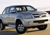 Toyota Hilux 2.5L Turbo Diesel Pick Up - D4D - KUN25 - MK6 - UK & Import Models [07/2005-12/2017]