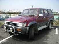 Toyota Hilux/Surf 2.4TD (1988-08/1993) - LN130 - Japanese Import