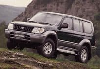 Toyota Land Cruiser 90 Series