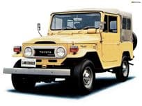 Toyota Land Cruiser BJ Series
