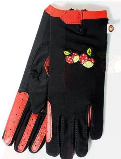 Bang On The Door Apples Gloves