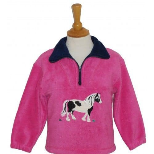 British Country Collection Coloured Pony Fleece