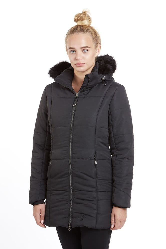 Caldene Ladies Luna Jacket in Black