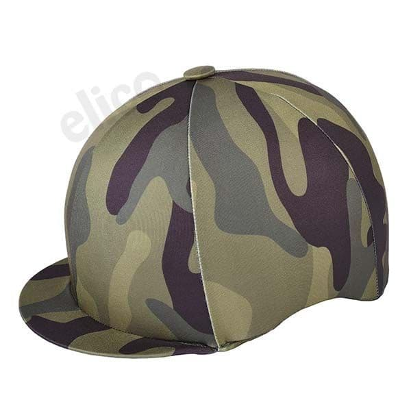 Capz Camouflage Lycra Hat Cover