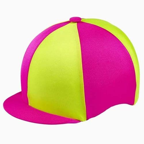 Capz Fluorescent Quartered Hat Cover