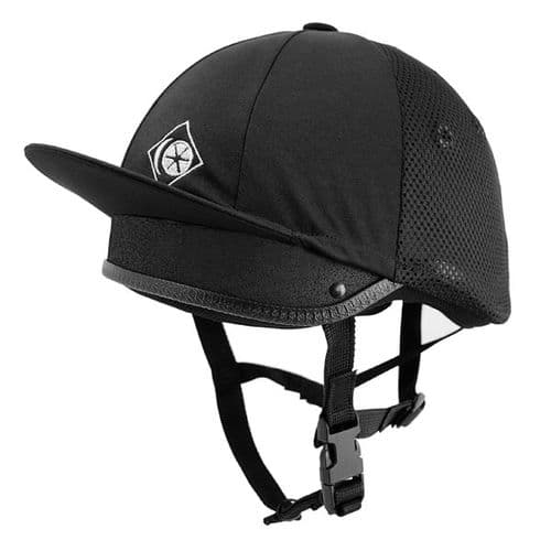 Charles Owen Young Rider Skull Cap (hat silk not included)