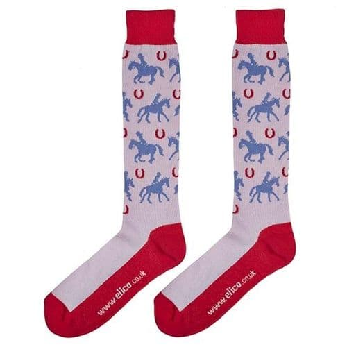 Elico Hacking Out Adults Socks size 4-8 (1 pair)