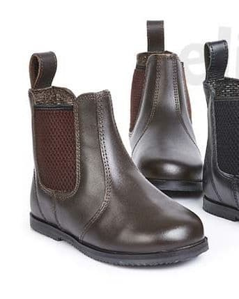 Elico Infant Jodhpur Boots in Brown (size 6 and 7)