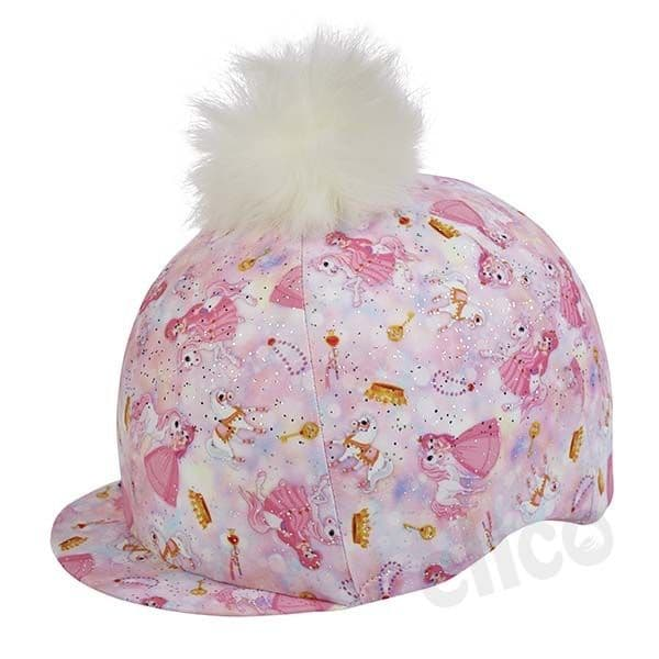 Elico Pony Princesses Lycra Hat Cover