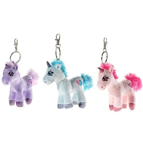 Elico Unicorn Keyring - 3 Colours!
