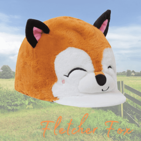 Equetech 'Fletcher Fox' Hat Cover