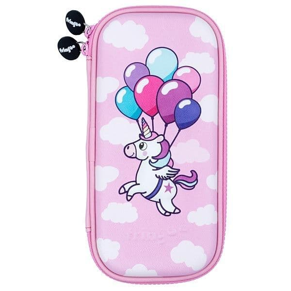 Fringoo Unicorn & Balloons Pencil Case