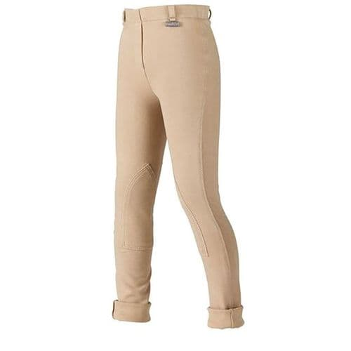 Harry Hall Chester GVP Childs Jodhpurs in Beige size 20""