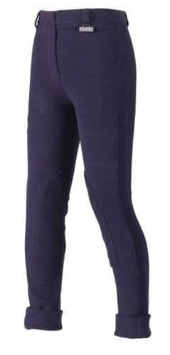 Harry Hall Chester GVP Childs Jodhpurs in Navy