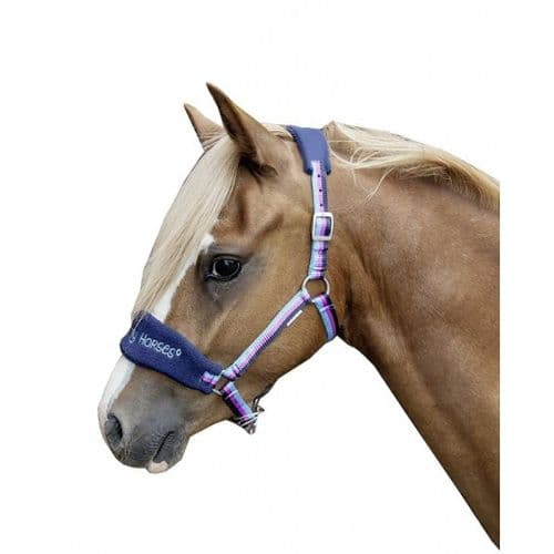 HKM 'Funny Horses' Head Collar