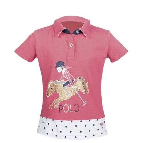 HKM Little Sister Santa-Fe Polo Shirt