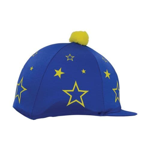HyEquestrian Super Starz Hat Cover