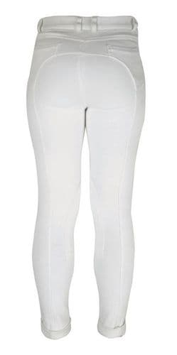 HyPERFORMANCE Child's Melton Showing Jodhpurs in White