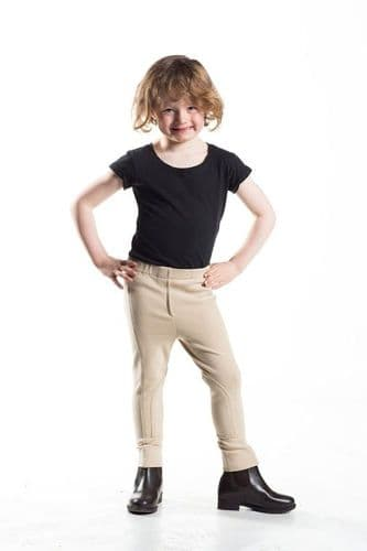 HyPERFORMANCE Zeddy Tots Unisex Jodhpurs in Beige