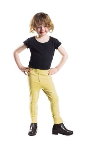 HyPERFORMANCE Zeddy Tots Unisex Jodhpurs in Canary