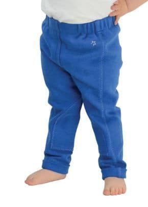 HyPERFORMANCE Zeddy Tots Unisex Jodhpurs in Cobalt Blue