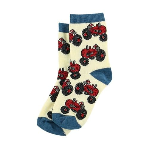 LazyOne Tractor Children's Socks