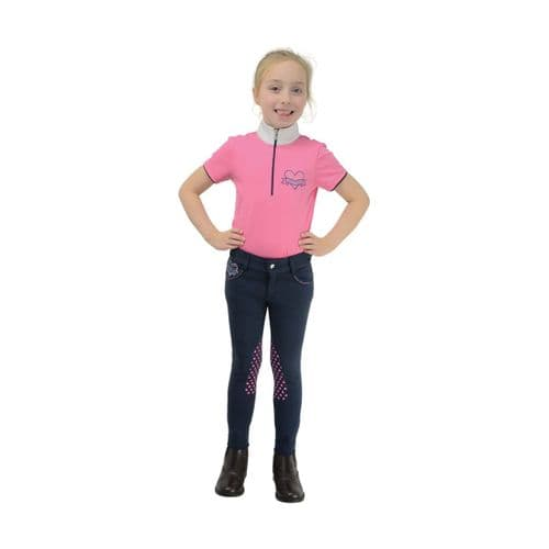 Little Rider Lola Love Heart Show Shirt 9-10yrs