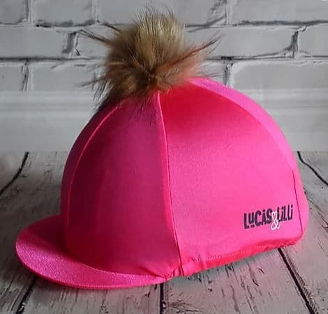 Lucas & Lilli Hat Silk in Pink