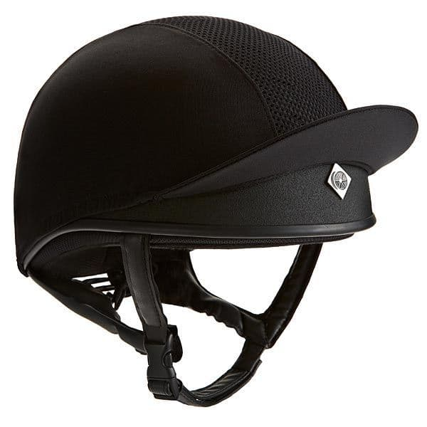 Owens Pro II Plus Skull Cap in Black
