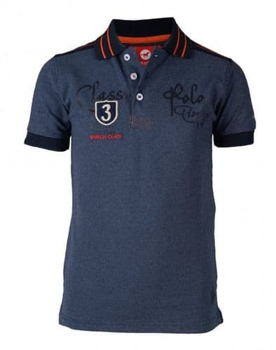 Red Horse Luka Boys Polo Shirt