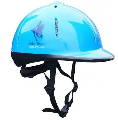 Red Horse Safety Helmet in Royal Blue