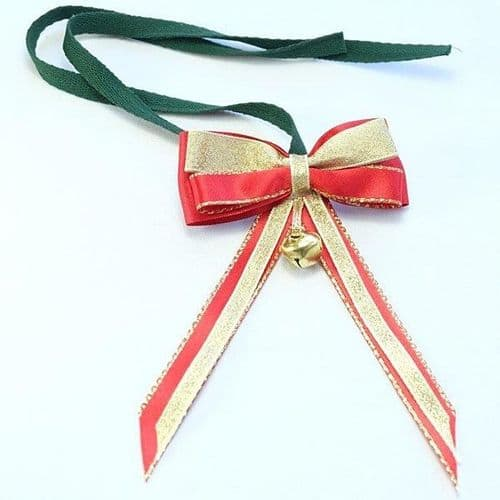 ShowQuest Tail Bow with Bell