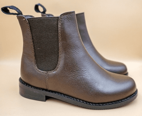Todhpurs Traditional Jodhpur Boots in Brown