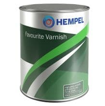 Hempel Favourite High Gloss Varnish 750ml