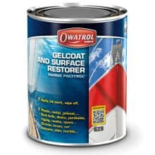 Owatrol Gelcoat and Surface Restorer Marine Polytrol - 500ml