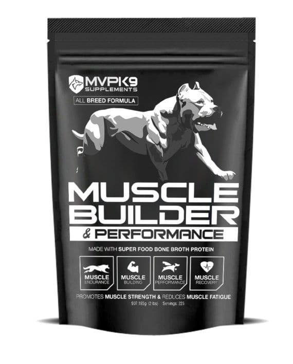 MVP Muscle Builder & Performance MASS 90 Servings