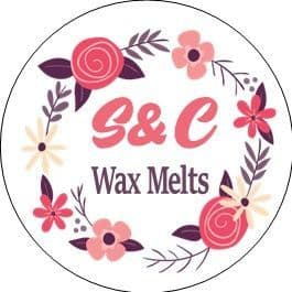 Custom Sticker for S&C Wax Melts