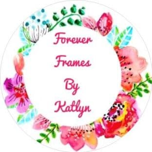 Custom Sticker - Forever Frames