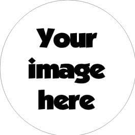 Custom Your Image Cupcake Picks/Toppers