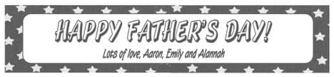 Father's Day Banner Design 3